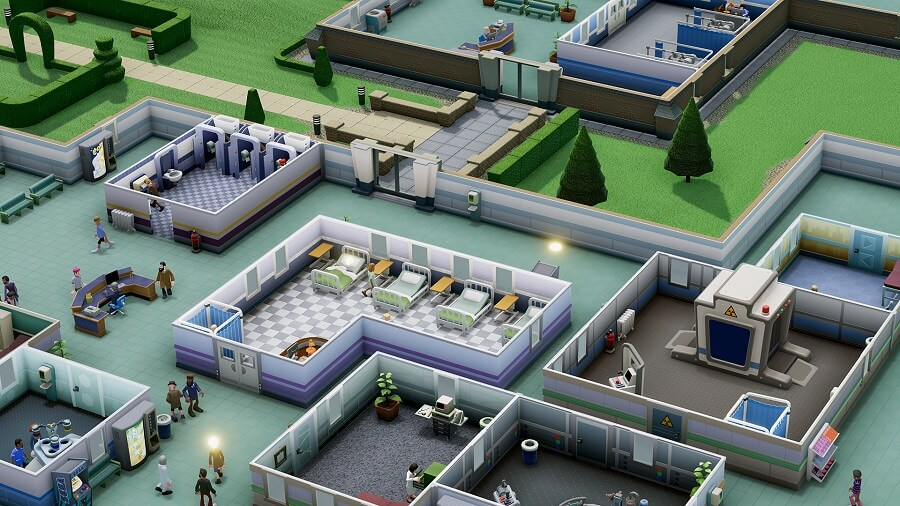 Análisis deTwo Point Hospital