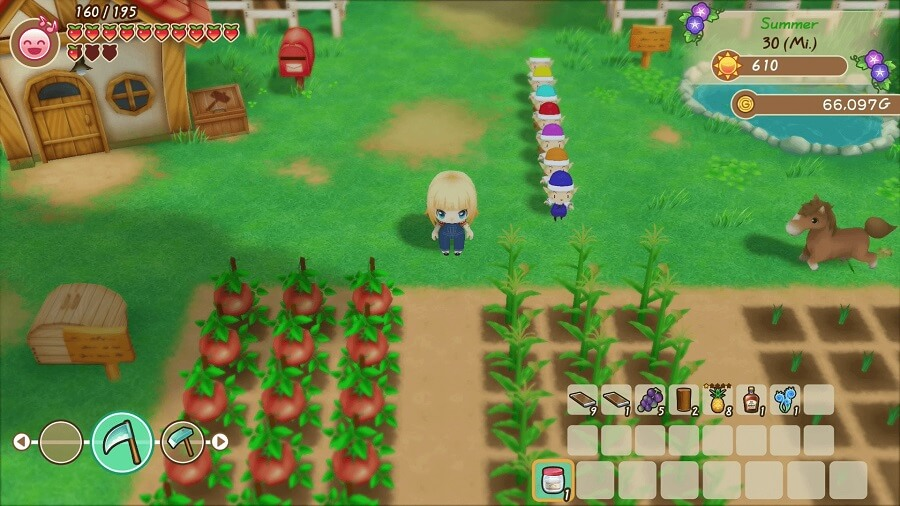 Fecha lanzamiento Story of Seasons: Friends of Mineral Town