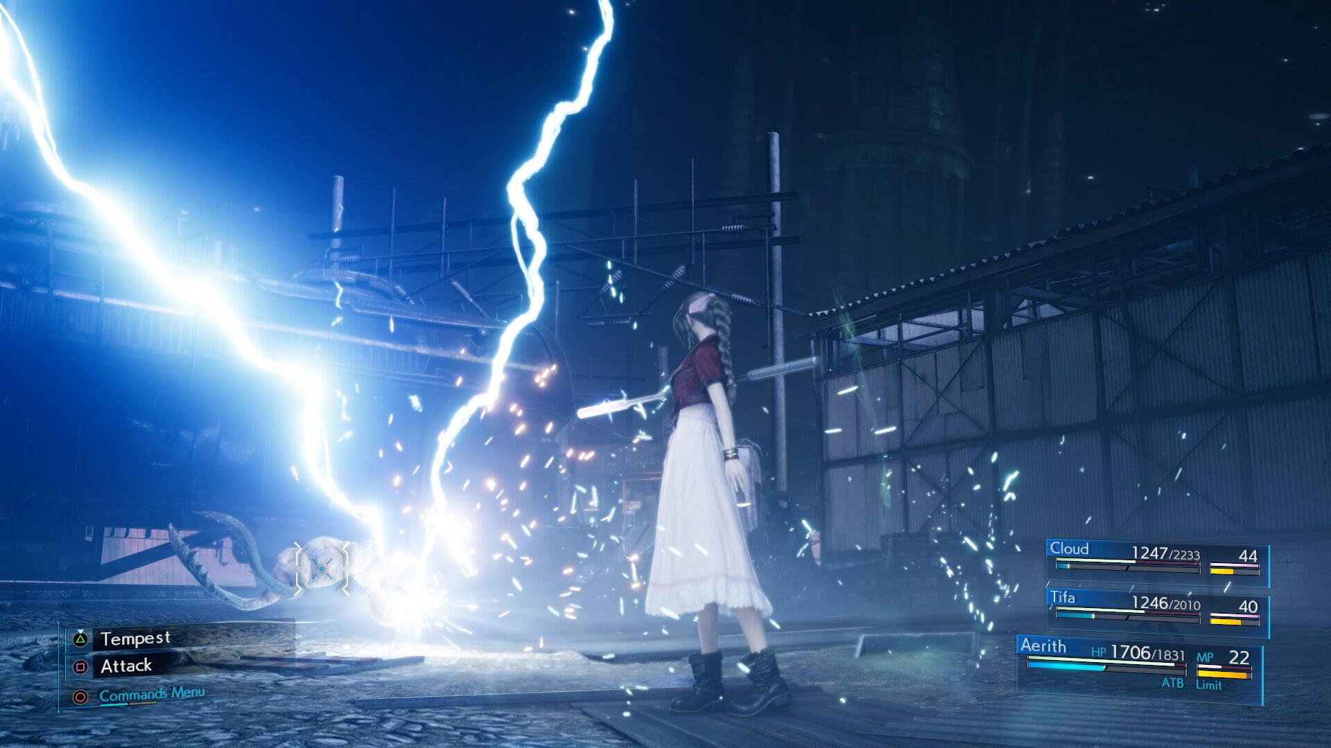 Preview Final Fantasy VII Remake