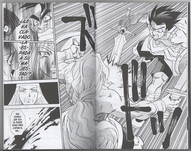 Reseña Dragon Quest VI 6-8
