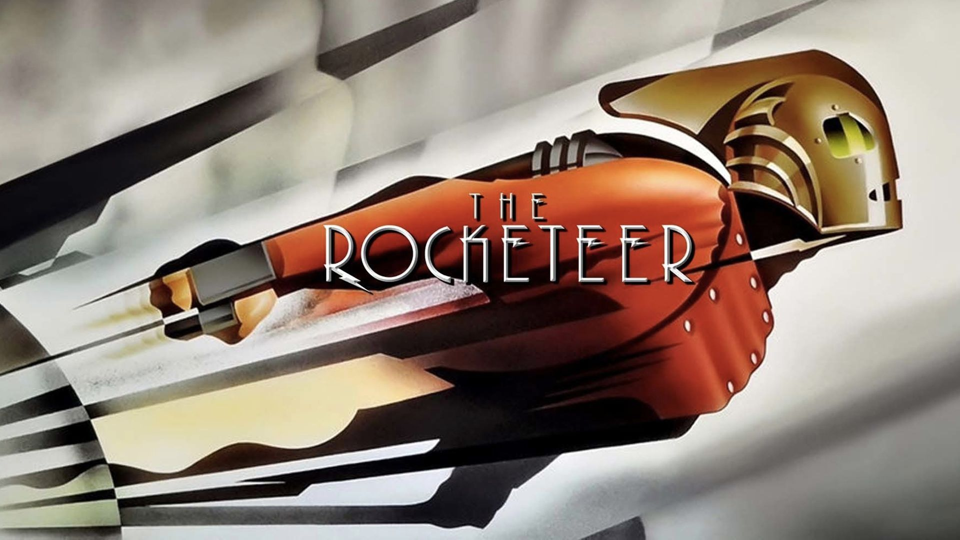 rocketeer disney+