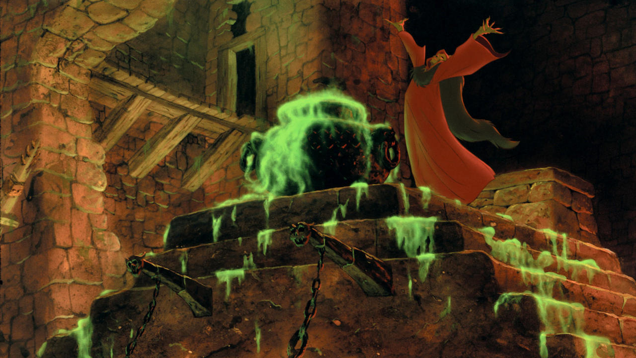 black cauldron disney+