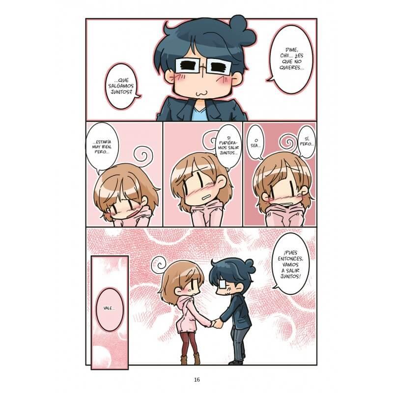 Reseña manga: La novia era un chico dibujo