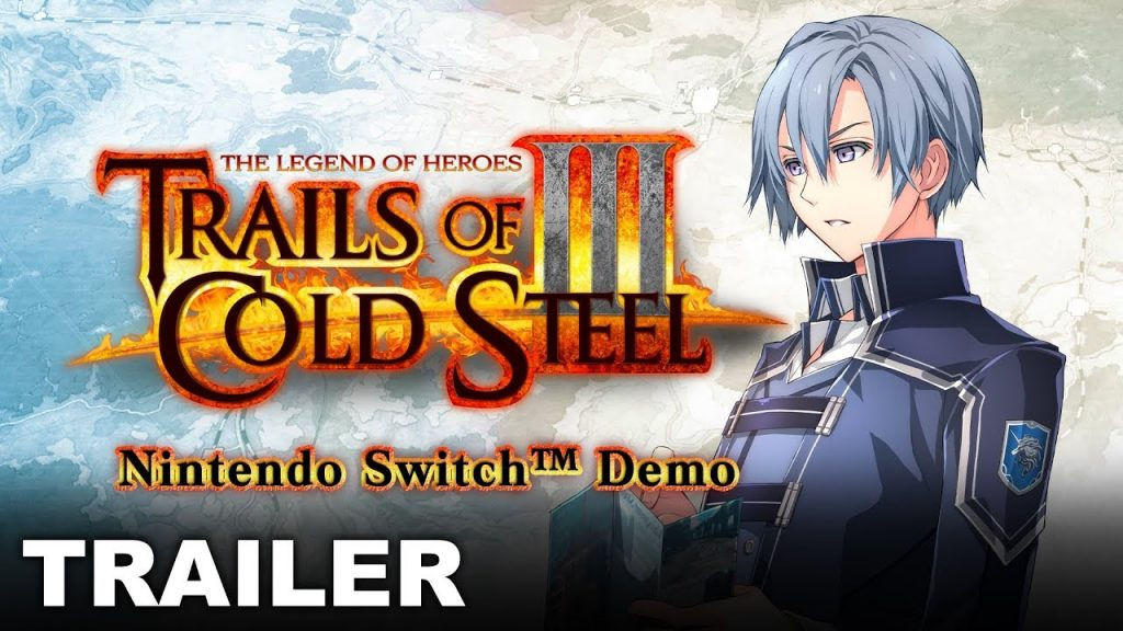 Fecha lanzamiento Trails of Cold Steel III Swicht