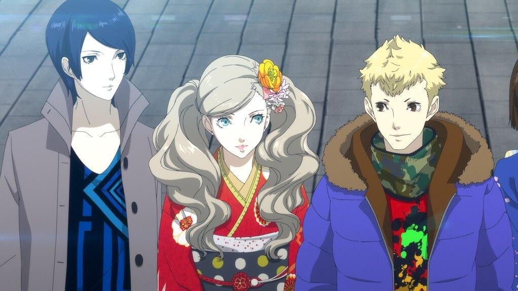 Análisis Persona 5 Royal