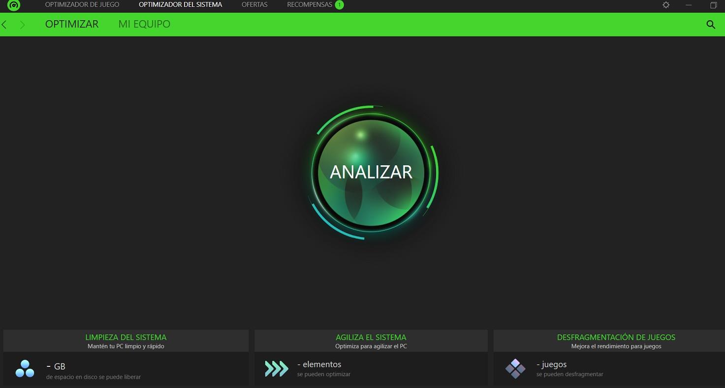 Razer Synapse y Razer Cortex, las aplicaciones de Razer para controlarlo todo