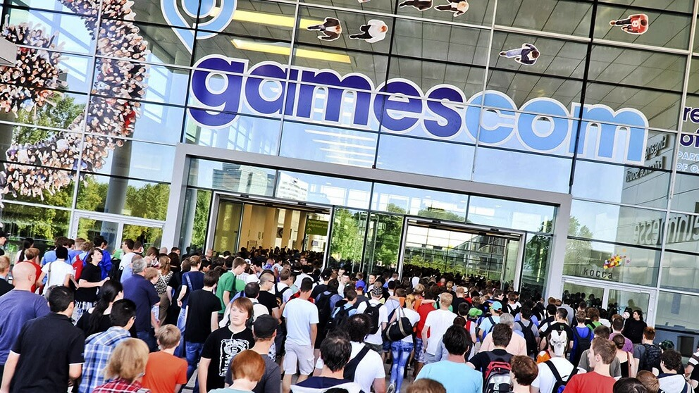 ¿Gamescon 2020 evento digital?