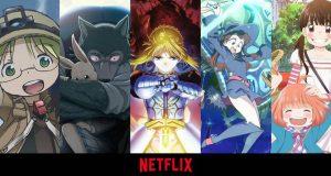 mejores animes netflix imagen destacada
