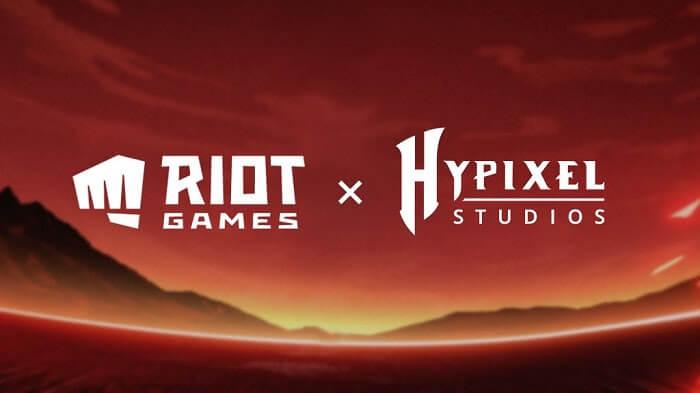 Riot Games compra Hypixel Studios