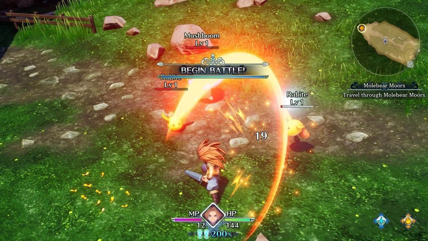 Análisis Trials of Mana