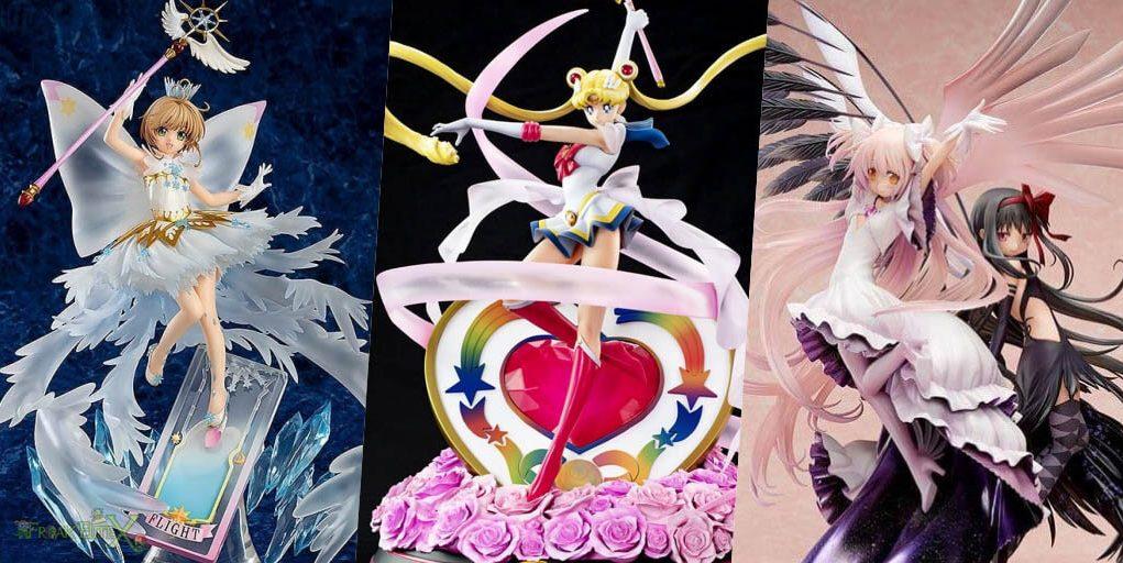 6mejores figuras magical girls imagen destacada