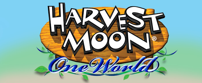 Harvest Moon One World Nintendo Switch