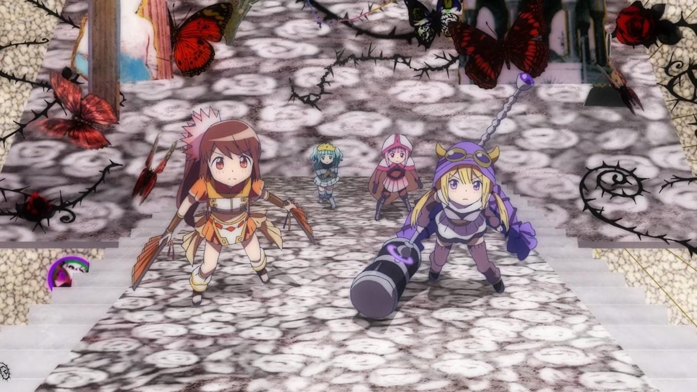 Reseña anime: Magia Record Puella Magi Madoka Magica Gaiden