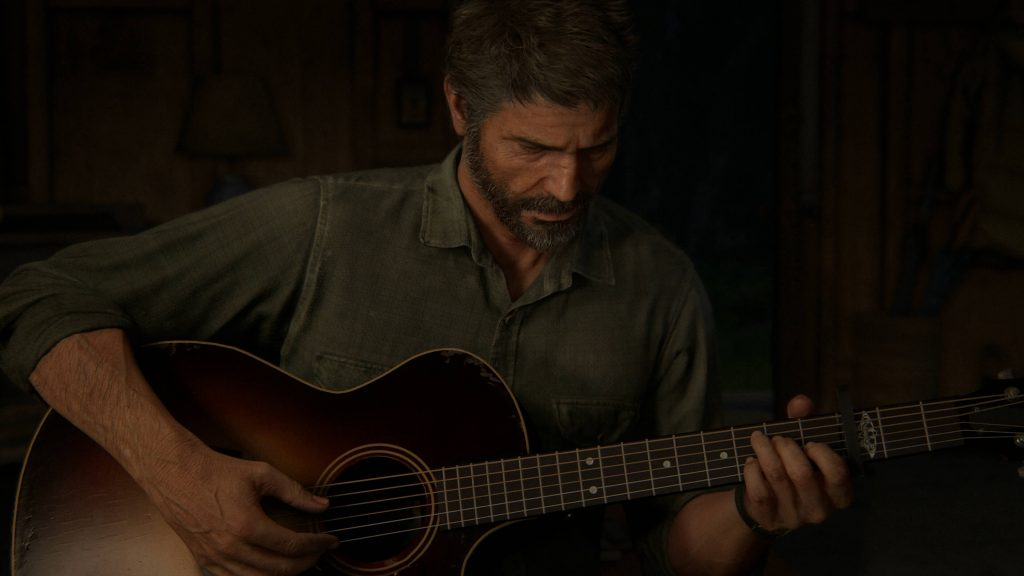 The Last of Us II tráiler de historia
