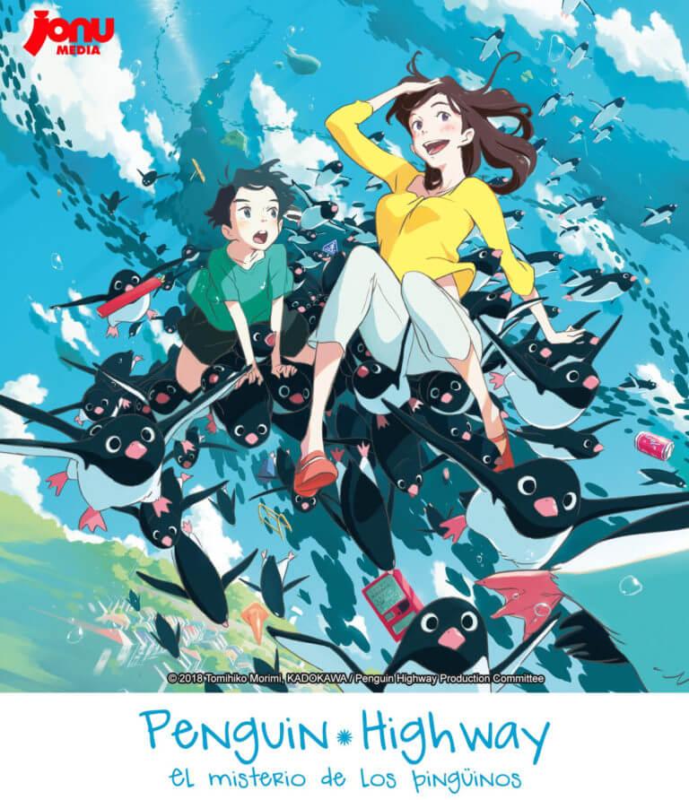 Jonu licencia Penguin Highway