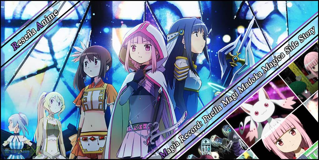 Magia Record reseña anime imagen destacada