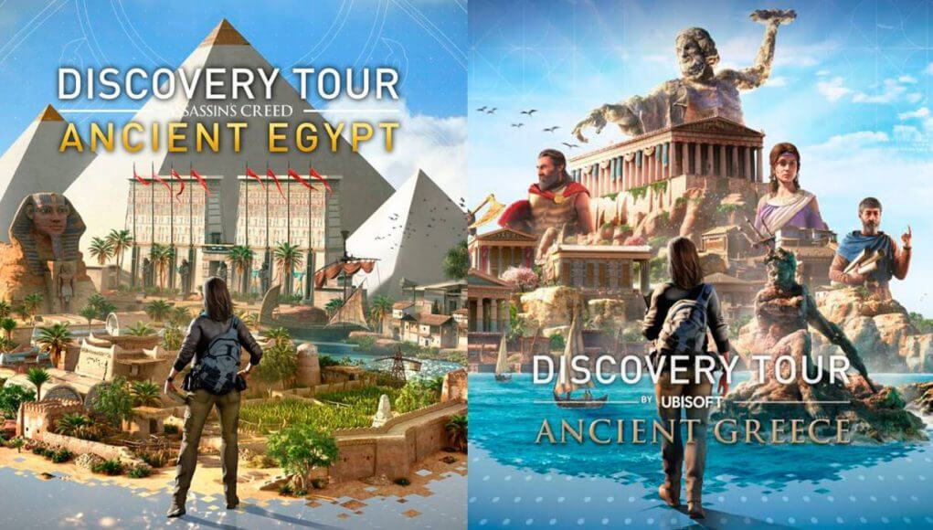 Discovery Tour Assassin's Creed