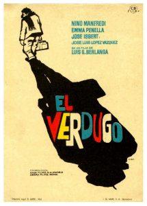 el verdugo cine español