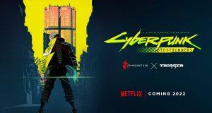 anime Cyberpunk Edgerunners Trigger
