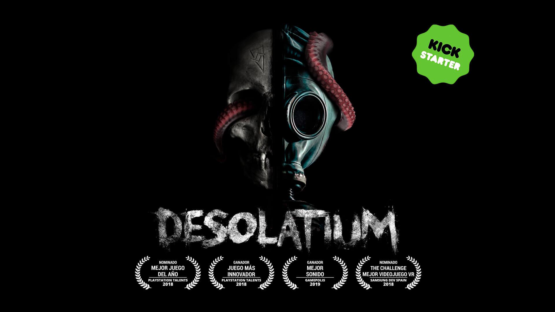Desolatium kickstarter
