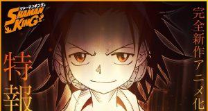 Shaman King nuevo anime imagen destacada