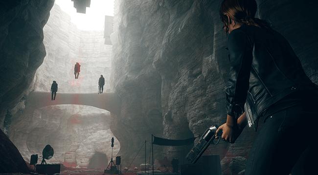 'The Foundation' el nuevo DLC de 'Control' ya disponible