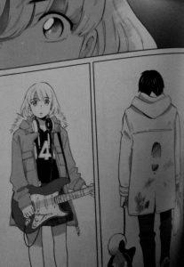 Reseña manga The Golden Sheep Tsugu