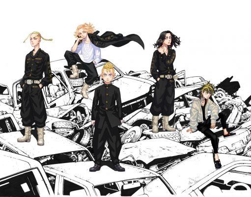 Tokyo Revengers anime 2021