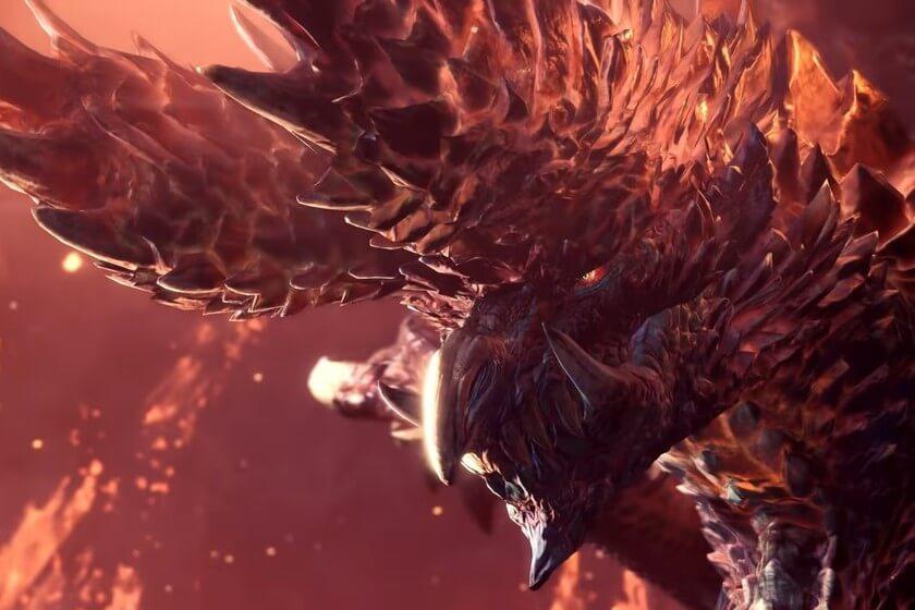 Cuarta actualización Monster Hunter World: Iceborne