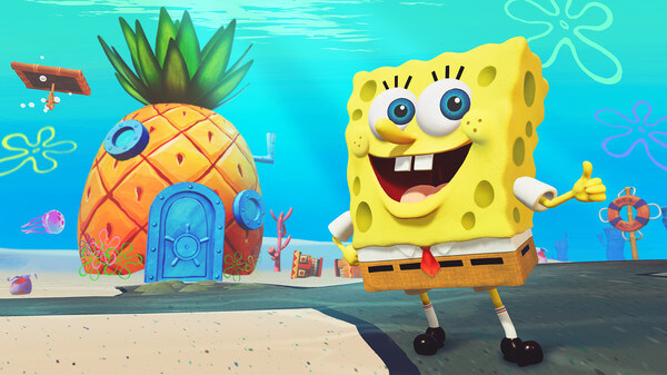 Análisis de Spongebob Squarepants Battle For Bikini Bottom Rehydrated