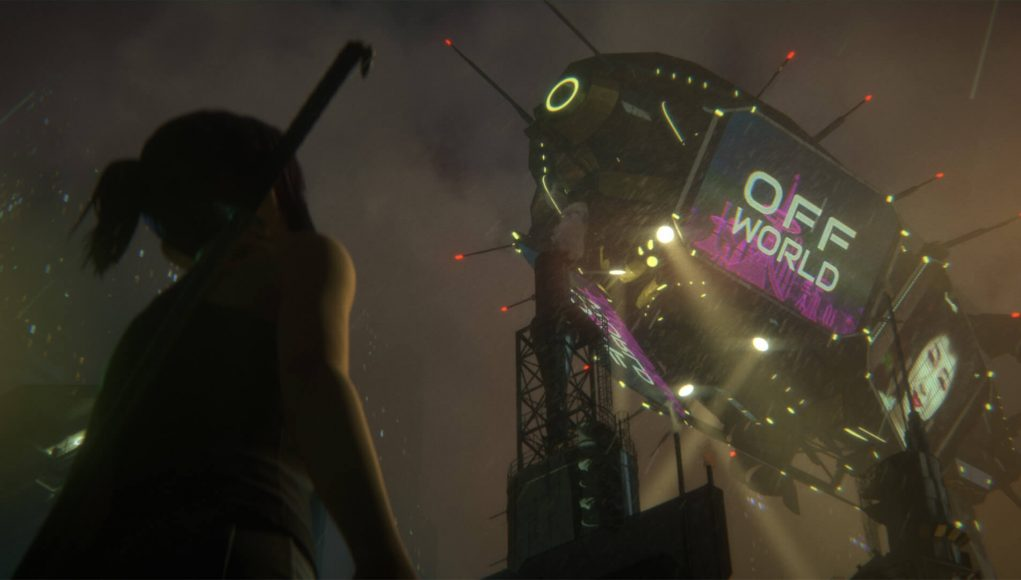 Blade Runner Black Lotus 2021 imagen destacada