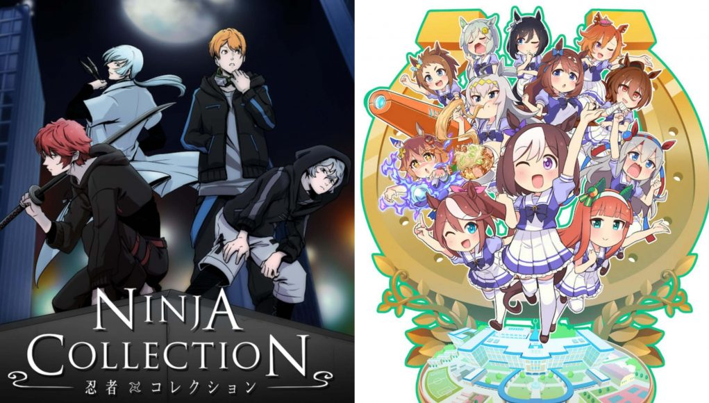 Crunchyroll Ninja Collection imagen destacada