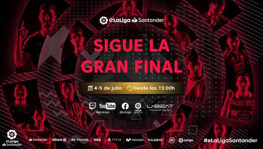 Gran Final eLaLiga Santander 20192020