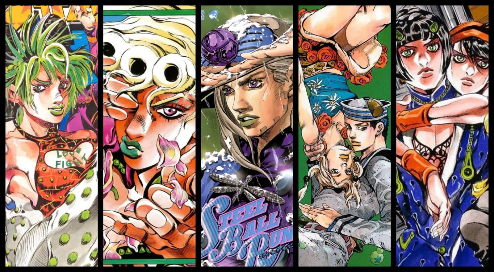 Hirohiko Araki Manga ~ 20+ images hirohiko araki net worth 20 ...