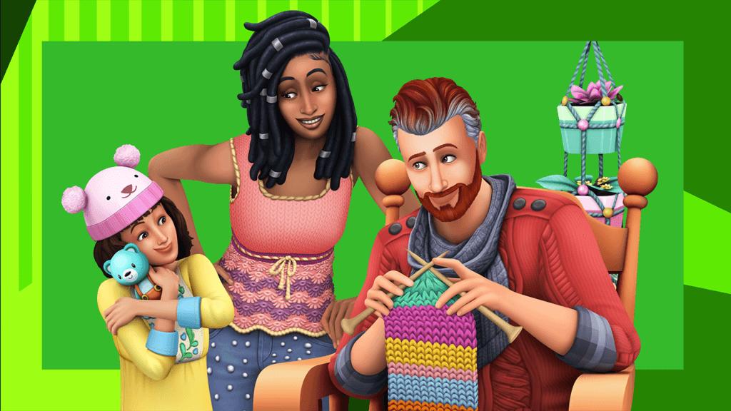 Los Sims 4: Portentos del Punto
