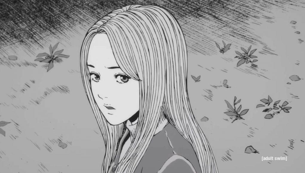 anime Uzumaki 2021 imagen destacada