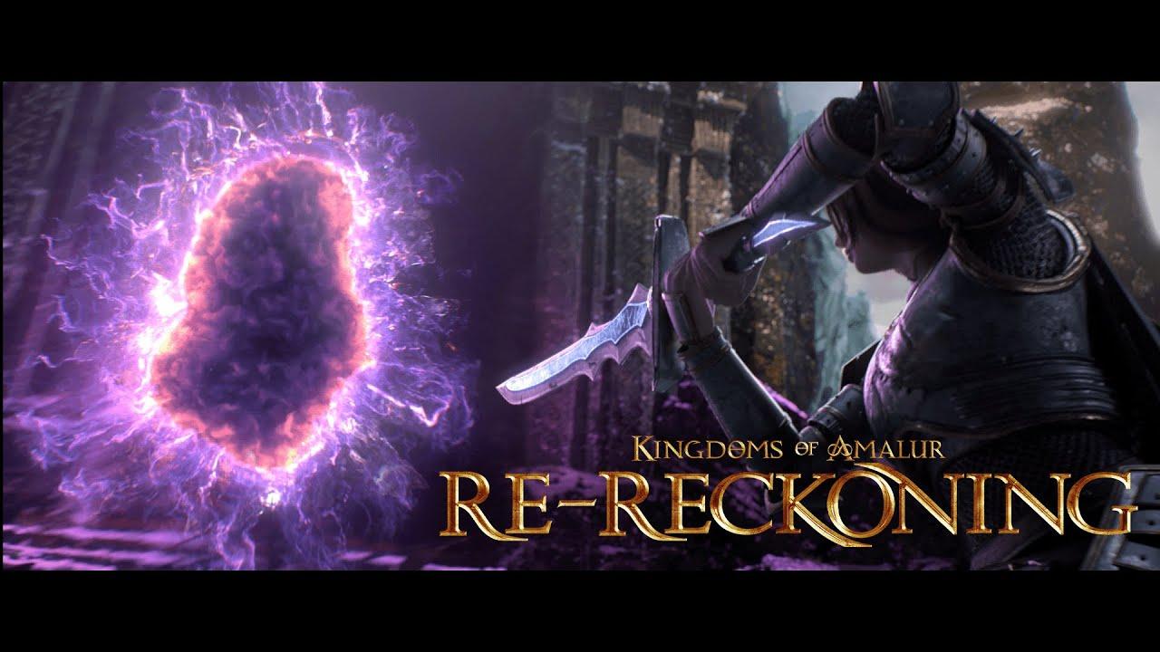 Fecha lanzamiento Kingdoms of Amalur: Re-Reckoning