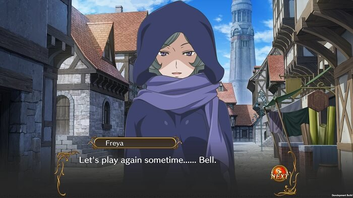 Análisis de Is It Wrong to Try to Pick Up Girls in a Dungeon? Infinite Combate