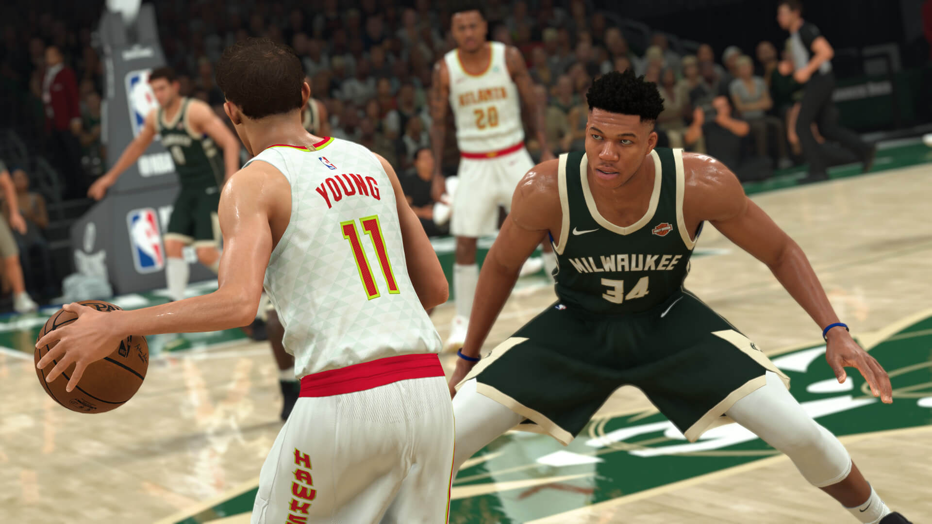 Reveladas novedades gameplay NBA 2K21