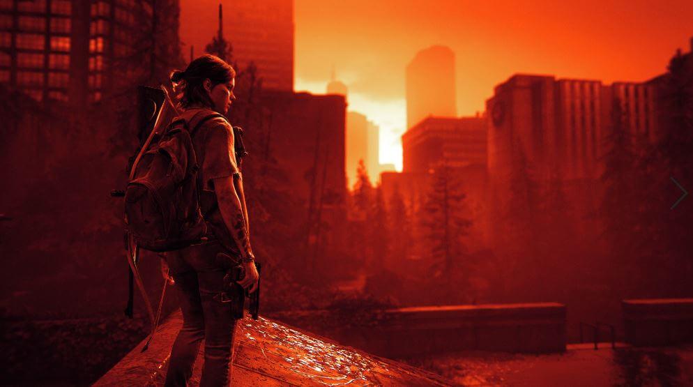 """Nuevo parche para """"The Last of Us Parte II"""""""