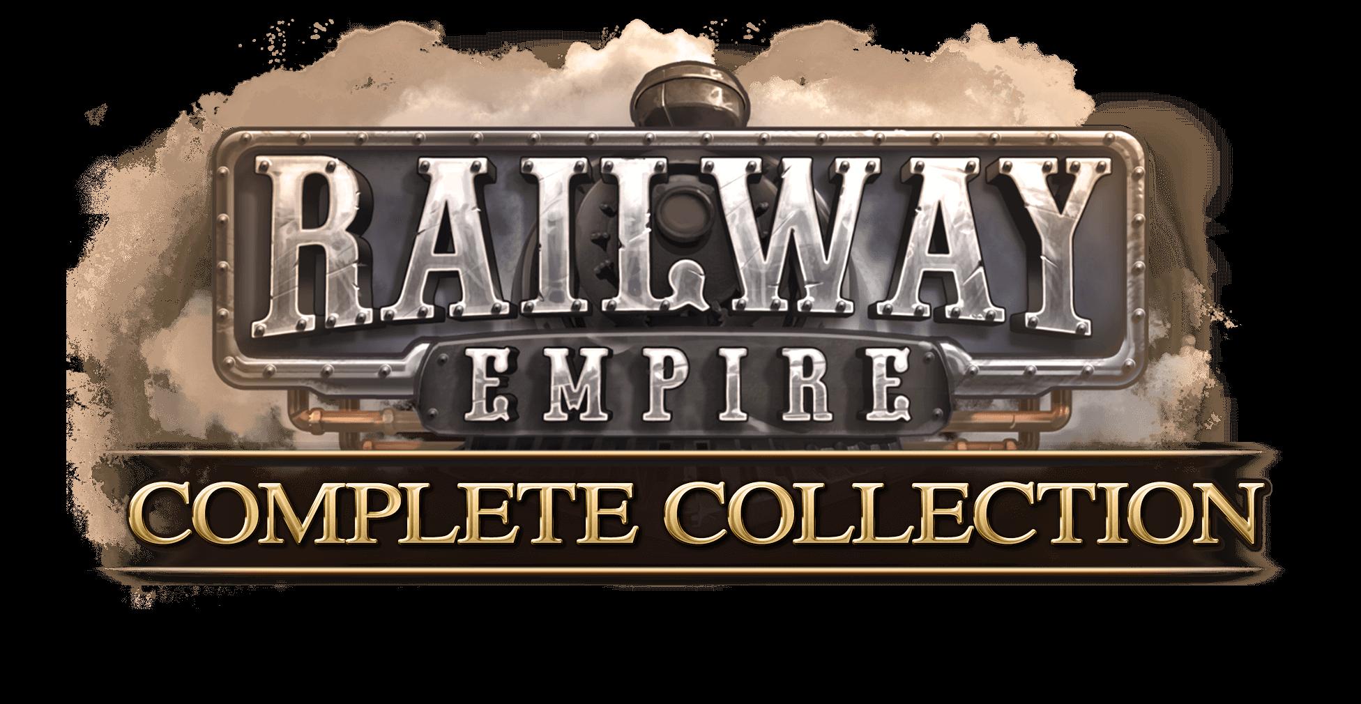 """""""Railway Empire Complete Collection"""" ya a la venta en formato PC y PS4"""