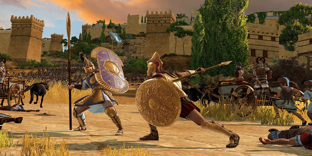Total War Saga: Troy gratis