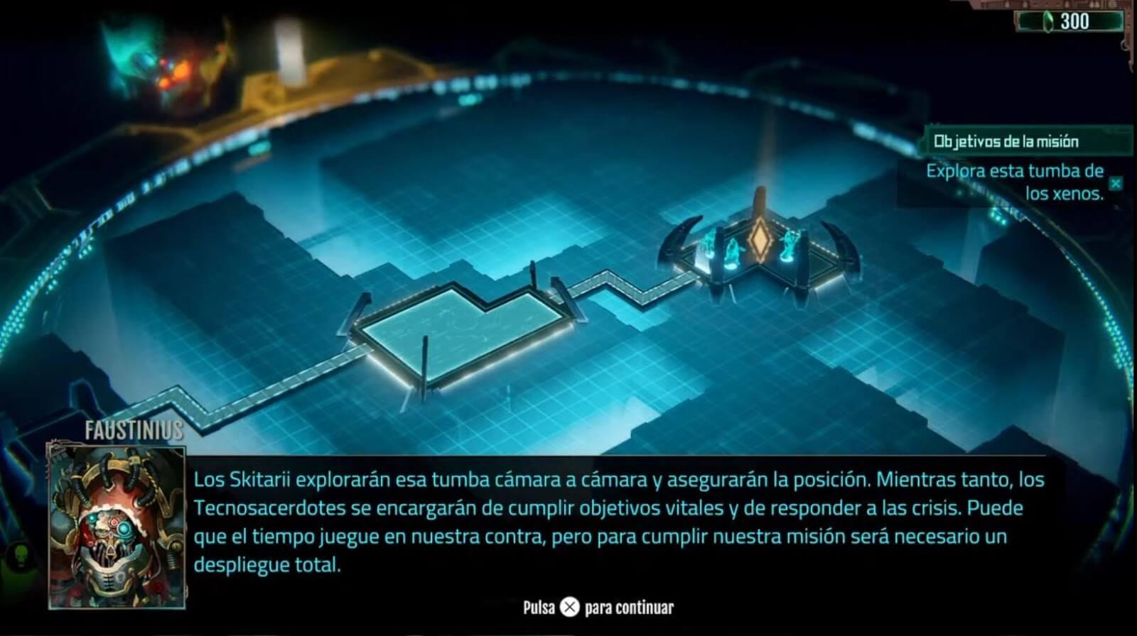 "Análisis: ""Warhammer 40.000: Mechanicus"""