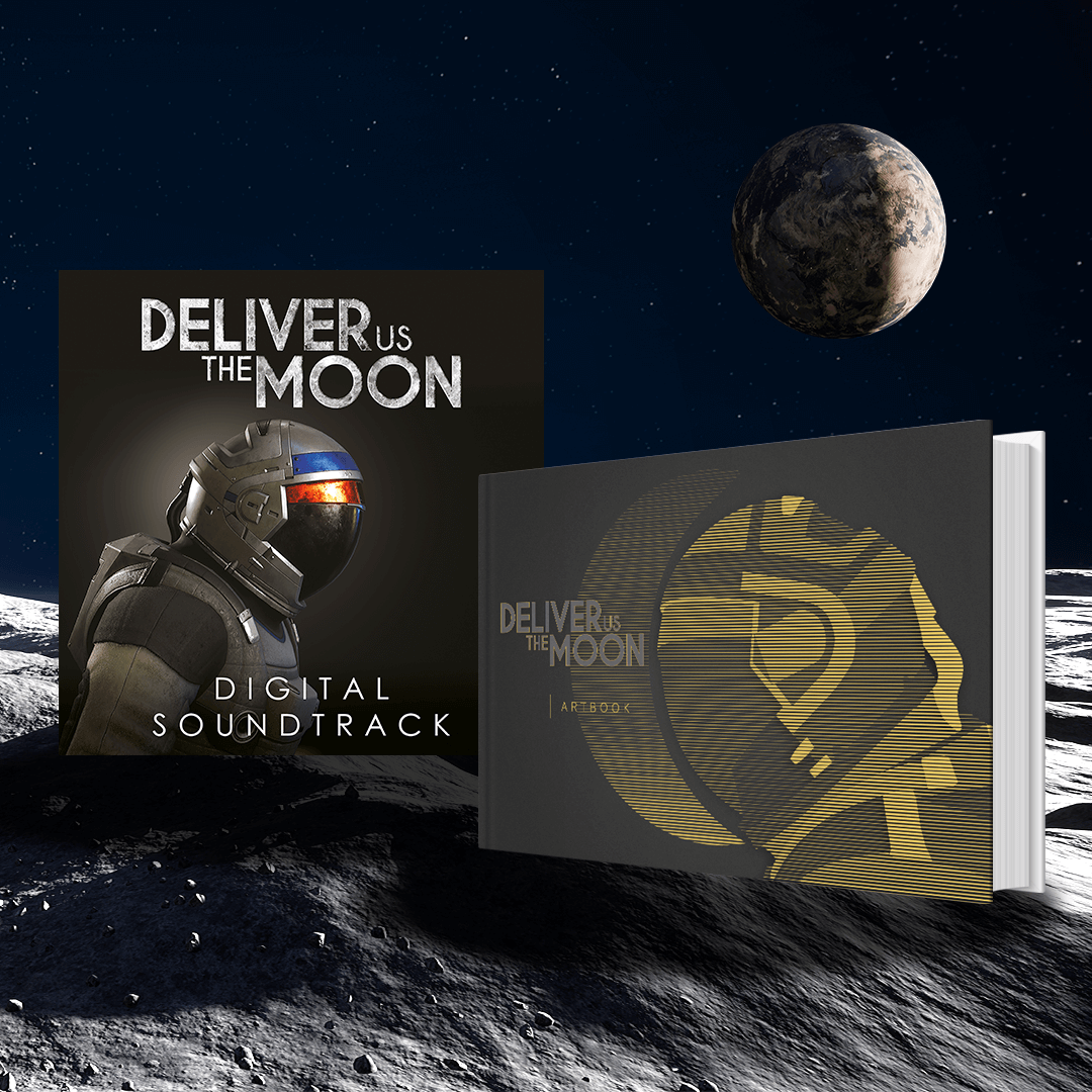 Deliver us the Moon Retail Digital Edition