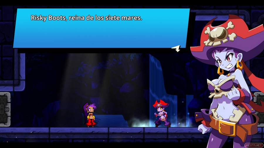 Analisis Shantae And The Seven Sirens