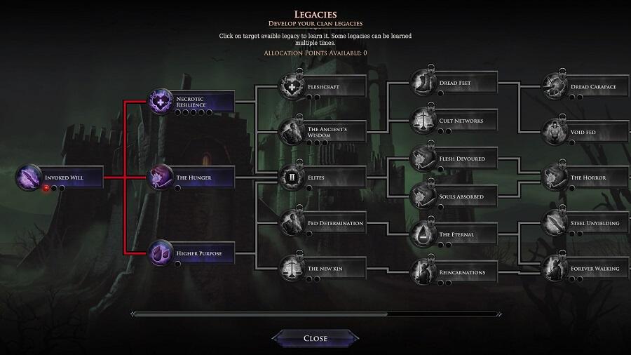 Análisis Immortal Realms: Vampire Wars