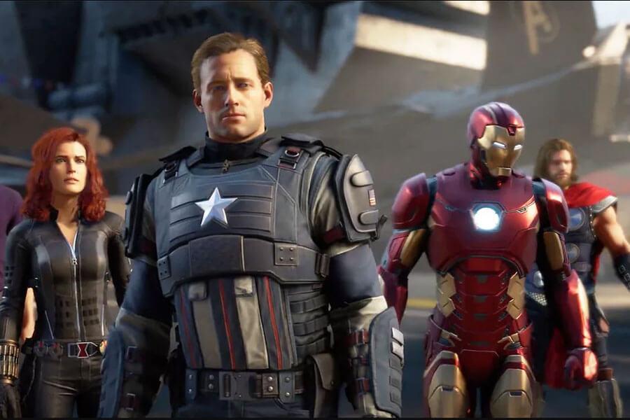 Marvel's Avengersgratis del 28 de julio al 1 de agosto