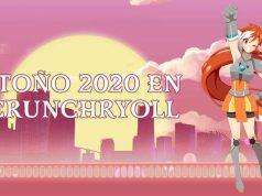 Crunchyroll otoño 2020 estrenos imagen estacada
