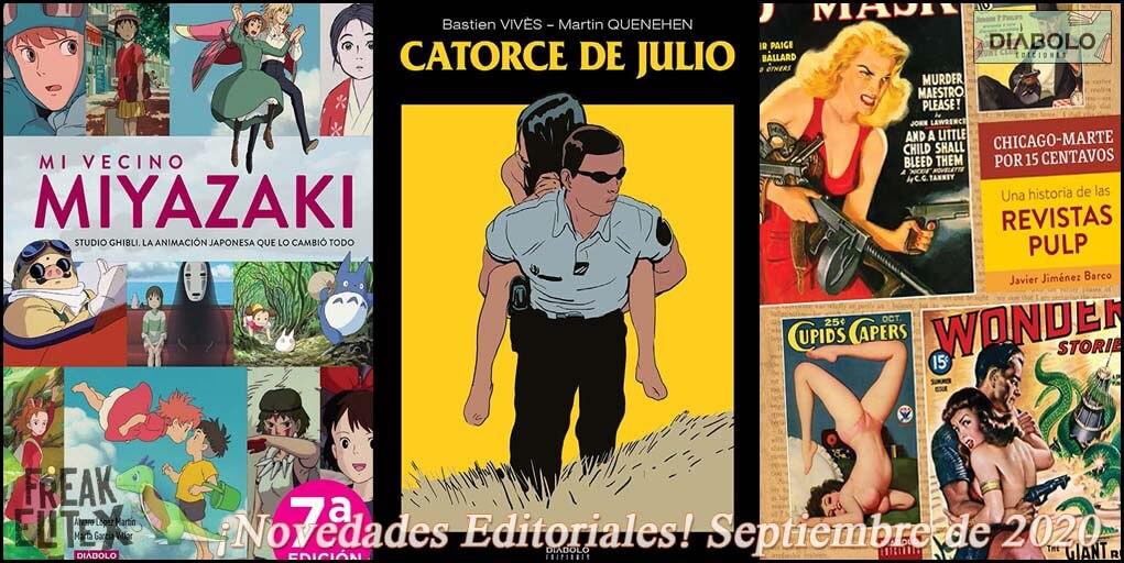 Diábolo Ediciones septiembre 2020 imagen destacada