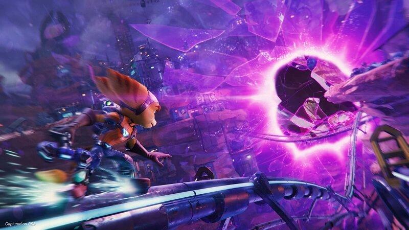 Ratchet and Clank: Una dimensión Aparte en State of Play